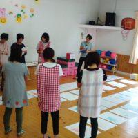 リズム遊び研修会Ⅱ