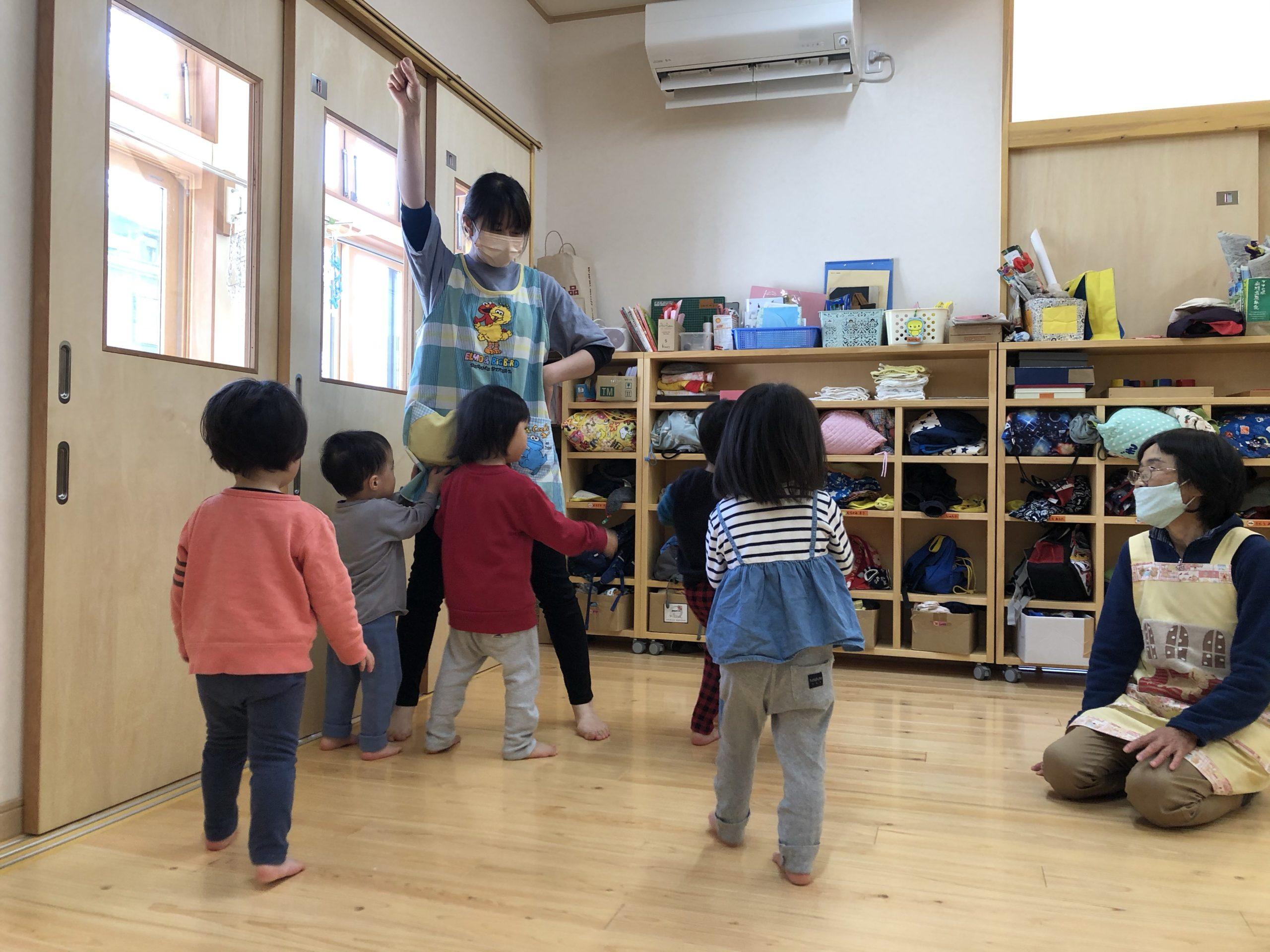 踊りしようよ!!